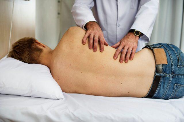 Luksus massage løsner op for dine spændinger